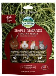 Oxbow Simple Rewards - Timothy Treats - 1.4 oz