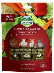 Oxbow Simple Rewards - Veggie Treats - 2 oz