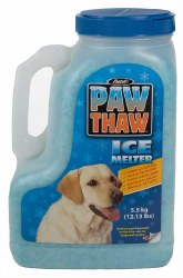Paw Thaw Ice Melter - 12 lb