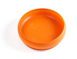 Paww - Throw Bowl - Large - Orange