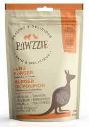 Pawzzie - Kangaroo Lung Burger - 4.5 oz