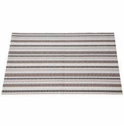 Cats Rule - Perfect Litter Mat - Neutral Stripe