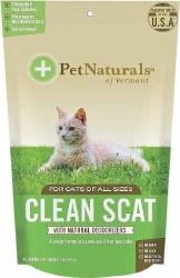 Pet Naturals - Clean Scat for Cats - Soft Chews - 45 ct