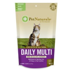 Pet Naturals - Daily Multi for Cats - Soft Chews - 30 ct
