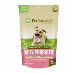 Pet Naturals - Daily Probiotic for Dogs - Soft Chews - 60 ct