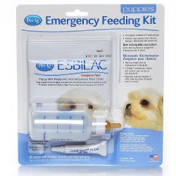 PetAg - Esbilac - Puppy Milk Replacer - Emergency Feeding Kit