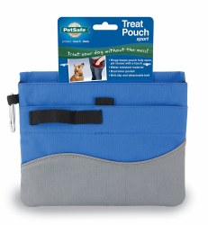 PetSafe - Treat Pouch - Blue