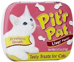 Chomp - Cat Treats - Pit'R Pat