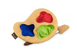 PLAY - Back to School Dog Toy - Puppy Palette