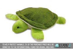 PLAY - Under the Sea Dog Toy - Sea Turtle