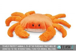 PLAY - Under the Sea Dog Toy - King Crab