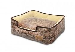PLAY - Savannah Lounge Bed - Sepia Brown - Large
