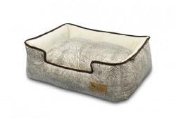 PLAY - Savannah Lounge Bed - Ash Gray- Medium