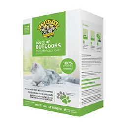 Dr. Elsey's - Precious Cat Touch of Outdoors Clay Litter - 20lb