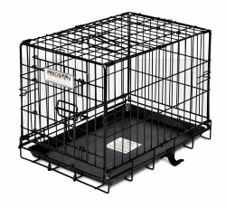 "Precision - Great Crate 1000 - 19"" x 12"" x 15"" - Black"