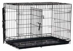 "Precision - Great Crate - 36"" x 22"" x 25"" - Black"
