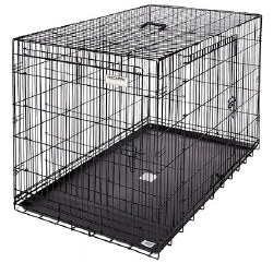 "Precision - Great Crate - 48"" x 30"" x 33"" - Black"