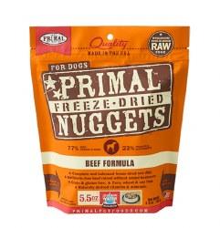 Primal - Beef Formula - Freeze Dried Dog Food - 5.5 oz