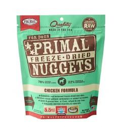Primal - Chicken Formula - Freeze Dried Dog Food - 5.5 oz