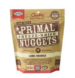 Primal - Lamb Formula - Freeze Dried Dog Food - 5.5 oz