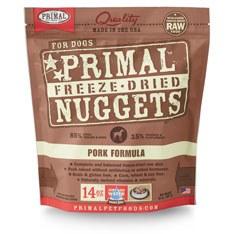 Primal - Pork Formula - Freeze Dried Dog Food - 14 oz