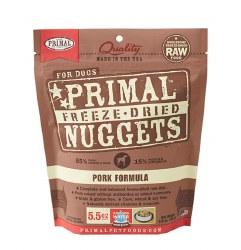 Primal - Pork Formula - Freeze Dried Dog Food - 5.5 oz