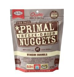 Primal - Venison Formula - Freeze Dried Dog Food - 5.5 oz