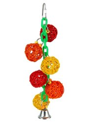 Paradise Bird Toys - Crunch and Ding