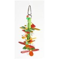 Paradise Bird Toys - Popsicle Hang Down