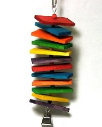 Paradise Bird Toys - Sticks and Beads