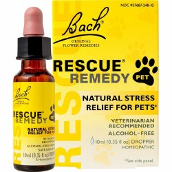 Bach Flower - Rescue Remedy Pet - Alcohol Free - 10 ml