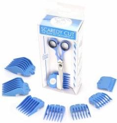Scaredy Cut - Blue