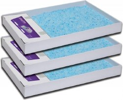 ScoopFree - Blue Litter Tray - 3 pack