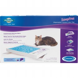 ScoopFree - Blue Litter Tray - Single