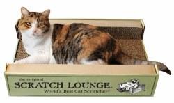 Scratch Lounge - Cardboard Scratcher