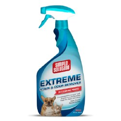 Simple Solution Extreme Stain and Odor Remover - 32 oz