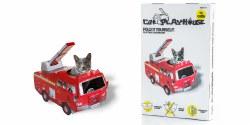 Suck UK - Cat Playhouse - Fire Engine