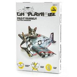 Suck UK - Cat Playhouse - Fighter Plane