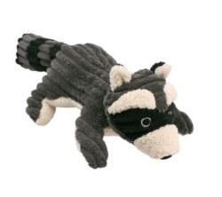 "Tall Tails - Plush Raccoon - Dog Plush Toy - 12"""