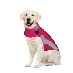 ThunderWorks - ThunderShirt Anxiety Jacket - Pink Polo - XL