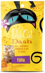 Tiki Cat - Dash - Cat Treats - Tuna - 1.5 oz