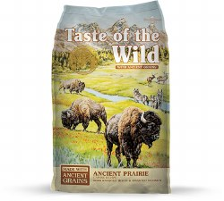 Taste of the Wild - Ancient Prairie - Dry Dog Food - 28 lb