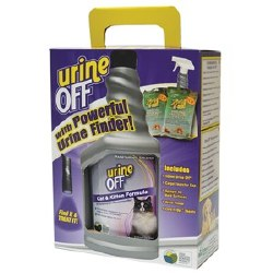 Urine Off - Cat and Kitten Combo Kit - 16.9 oz