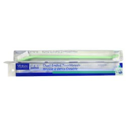 Virbac - C.E.T. Dual Ended Toothbrush