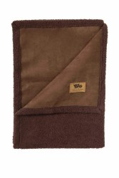 West Paw - Big Sky Blanket - Coffee - Medium