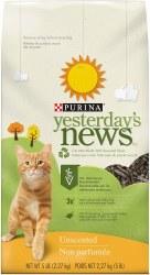 Yesterday's News Original Texture Cat Litter - 15lb