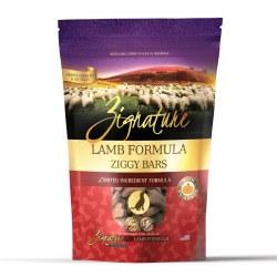 Zignature - Ziggy Bars - Lamb Formula - Crunchy Dog Treats - 12 oz