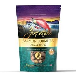 Zignature - Ziggy Bars - Salmon Formula - Crunchy Dog Treats - 12 oz