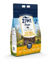 Ziwi Peak - New Zealand Free Range Chicken Recipe - Air Dried Dog Food - 2.2 lb