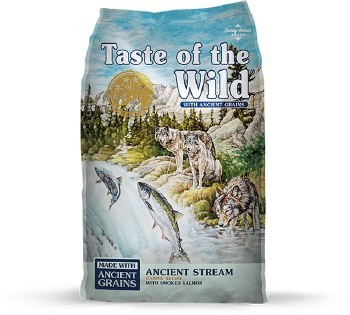 Taste of the Wild - Ancient Stream - Dry Dog Food - 28 lb